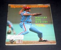 SPORTS ILLUSTRATED JULY 21 1980 STEVE CARLTON