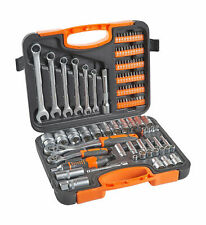 VonHaus 104-piece Screwdriver Tool Socket Set - 15176
