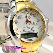 OMAX Stainless Steel Case Unisex Wristwatches
