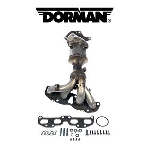 For Exhaust Manifold w/ Catalytic Converter Dorman 674-933 for Nissan Altima
