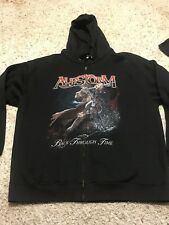 ALESTORM back through time HOODIE XL, Arkona, Ensiferum, Tyr, Turisas, Huntress