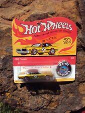 1968 Cougar Hot Wheels 50th Anniversary 1:64 Diecast