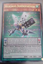Velociroid Dominofarfalla DPDG-IT004 Ultra Rara ITA Mint YUGIOH