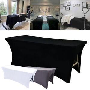 Tagesdecke Massageliege Bezug Elastisch Bettüberwurf Sofaüberwurf Tischdecke
