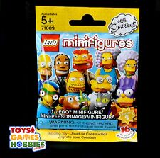 *NEW* LEGO Minifigure Series 2 The Simpsons Random Blind Bag Sealed Foil Minifig