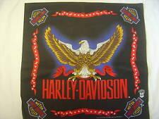 Harley Davidson Bandana  © Authentic --  Never worn or used