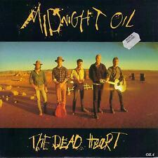 MIDNIGHT OIL  The Dead Heart / Kosciusko  Import 45 with PicSleeve