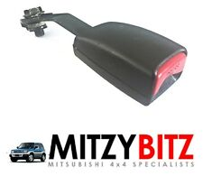 MITSUBISHI SHOGUN PININ 2.0 GDI NSF LH LEFT SEAT BELT CATCH RECEIVER