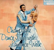 """LAWRENCE WELK """"CHAMPAGNE DANCE TIME"""" LP 1986 reader's digest sealed"""
