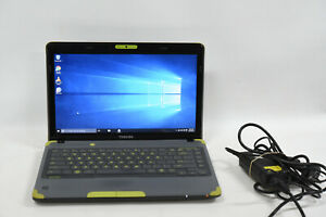 """Toshiba Satellite L630 13.3"""" Pentium P6100 Dual Core 2Ghz  2GB 250GB DVD Laptop"""
