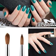 Kolinsky Sable Brush Manicure Powder Handle Professional Nail Art Tools 10#