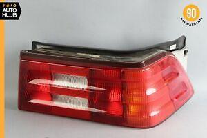 99-02 Mercedes R129 SL500 SL600 Right Passenger Side Tail Light Lamp OEM