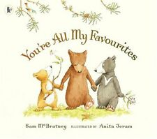 YOU'RE ALL MY FAVOURITES ___ BRAND NEW ____ FREEPOST UK