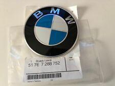 New Genuine BMW 1 2 3 4 F Series Front Bumper Badge 51767288752
