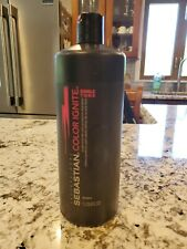 Sebastian Color Ignite Single Tone Shampoo 33.8oz/1 Liter New