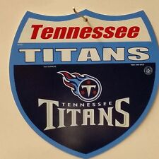 NFL Interstate Sign, Tennessee Titans, 1-2 NEW
