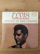 Elvis Presley - Crying In The Chapel (LP, Vinyl) Manufactured in Canada *No Tax*