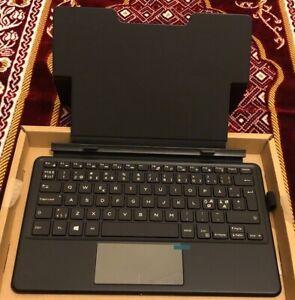 Dell Latitude 11 5175/9 Nordic QWERTY Slim Folio Tablet Backlit Keyboard K15M