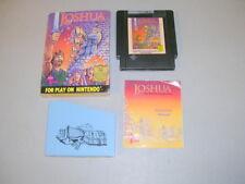 JOSHUA (NES Nintendo 8-Bit) Complete in Box CIB