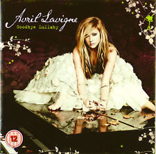 2 x CD-Avril Lavigne-Goodbye Lullaby-a 662