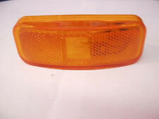 "1.5"" x 4"" Amber Clearance Marker Side Light Optronics RV Trailer Truck Camper"