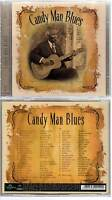 """CANDY MAN BLUES """"40 Titres"""" (2 CD) Waters,Smith,Lee Hooker,Holiday... 2007 NEUF"""