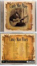 "CANDY MAN BLUES ""40 Titres"" (2 CD) Waters,Smith,Lee Hooker,Holiday... 2007 NEUF"