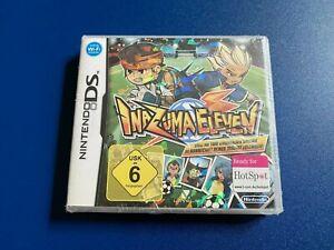Inazuma Eleven ● DS Spiel ● Nintendo ● NEU ● Blitzversand