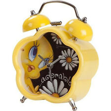Warner Bros Looney Tunes TWEETY THE BIRD alarm clock with light by UNITED LABELS
