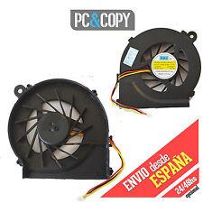 Ventilador 3 PIN portátil g7 pavilion serie Cooling fan laptop CPU GPU refrigera