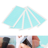 60pcs Pre-Cut Double Sided Adhesive Super Tape for Skin Weft & Hair Extensions