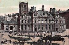 Postcard - Bradford - Forster Square