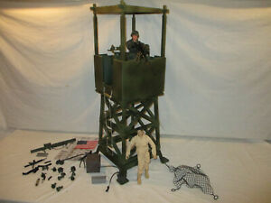 1/6 SCALE POWER TEAM ELITE LOOKOUT TOWER COMPLETE & WORKING