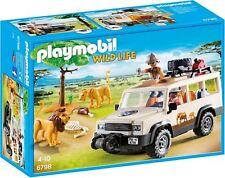 Playmobil 6798 Safari-Geländewagen mit Seilwinde , NEU,OVP