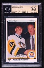 1990-91 Upper Deck Jaromir Jagr #356 BGS 9.5 Rookie Gem Mint