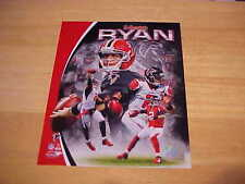 Matt Ryan Officially Licensed 8X10 Color Photo Falcons 3 Or More Free Shipping