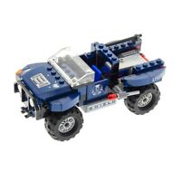 1x Lego Set Modell 6867 Loki's Cosmic Cube Escape Auto Jeep unvollständig