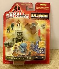 SMALL SOLDIERS Commando Elite Chip Hazard Head Quarters Battle Set Kenner  MOC
