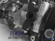 1UZ-FE Toyota / Lexus Billet Power Steering Feed Adapter M20 6061 VENOM AUTO