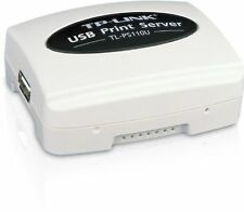 TP-LINK TLPS110U Single USB2.0 Port Fast Ethernet Print Server