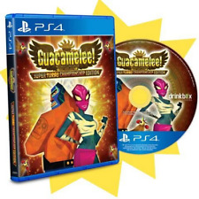 Guacamelee! Super Turbo Championship Edition [PlayStation 4, 3800 Made Limited]