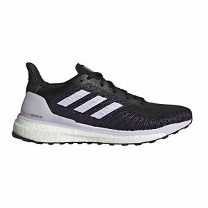 Adidas Solarboost ST 19 Black Womens Running Shoes