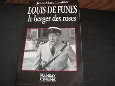 Jean-Marc LOUBIER: Louis de Funes, le berger des roses