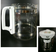 Sunpentown SS-211 Automatic Soy Milk Maker Replacement Part Glass Carafe Tank