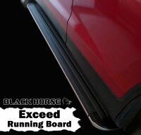 BLACK HORSE 2014-2019 Acura MDX Vortex Running Boards Side Steps  VO-ACM14