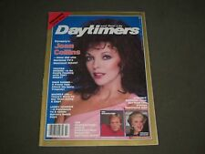 1983 MARCH DAYTIMERS & REAL LIFE MAGAZINE - JOAN COLLINS COVER - M 206