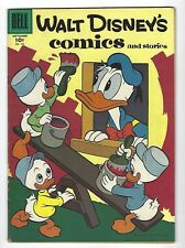 WALT DISNEY'S DONALD DUCK  NO 192 VF  NICE CONDITION FOR ITS AGE