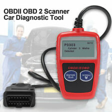 OBDII OBD2 Scanner MS309 Diagnostic Code Reader EOBD New Car Diagnostic Tool
