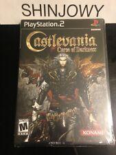 New Sealed Castlevania curse of darkness PS2 - NTSC U/C