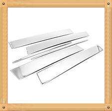 Chrome Stainless Steel Door Pillar Posts For 2010-2015 GMC Terrain 6pcs